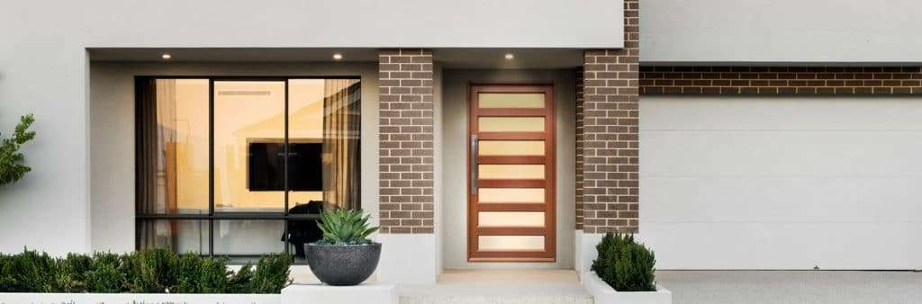 Timber Look Doors by Jason Windows