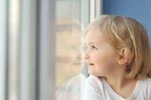 It's important to keep our kids safe when it comes to high rise windows
