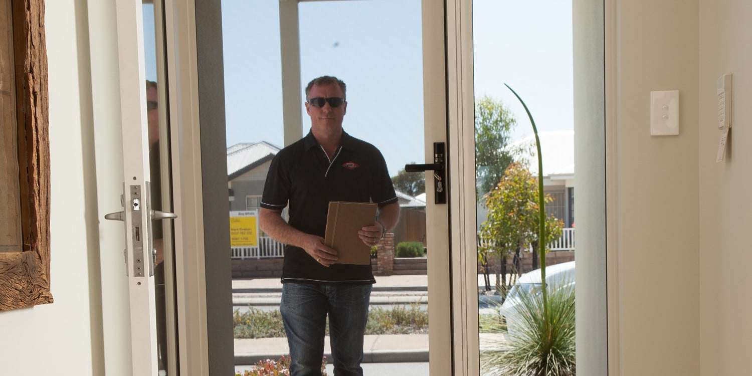 Security screens that are see-through. Jason Security Screens in the 316 Marine Grade Mesh option provide uninterrupted views.
