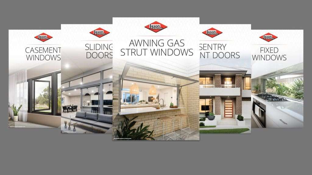 Browse our full range of brochures, including doors, security screens, windows and more.