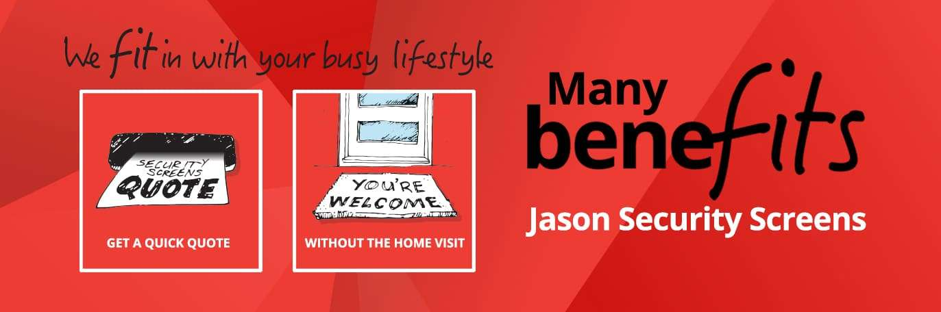 Jason security screen quick quote